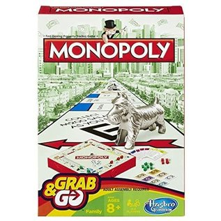 Monopoly: Grab and Go