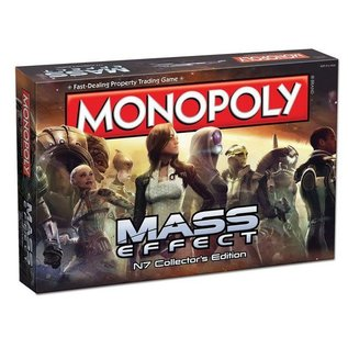 Monopoly: Mass Effect