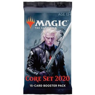 Wizards of the Coast MTG Core Set 2020 Booster
