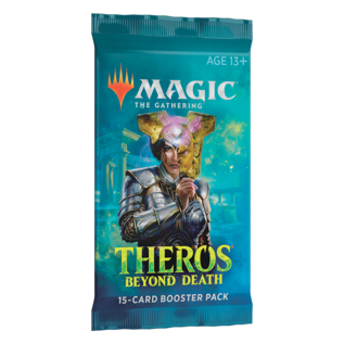 Wizards of the Coast MTG Theros Beyond Death: Booster