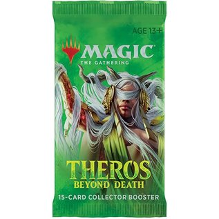 Wizards of the Coast MTG Theros Beyond Death: Collector Booster Box