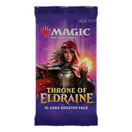 Wizards of the Coast MTG Throne of Eldraine Booster