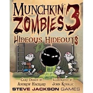 Munchkin Zombies 3: Hideous Hideouts