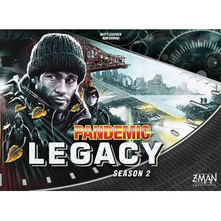 Pandemic Legacy (Black Season 2)