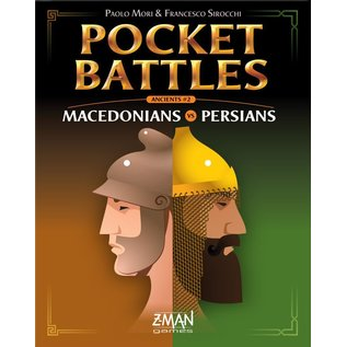 Pocket Battles: Macedonians vs. Persians