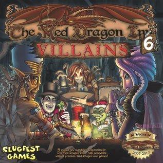 Red Dragon Inn: 6 Villains