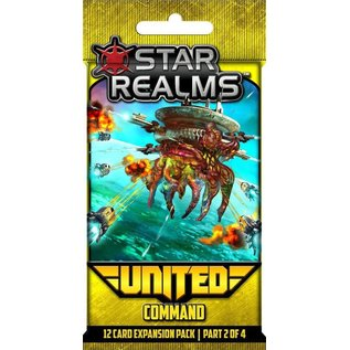 Star Realms: United - Command Booster