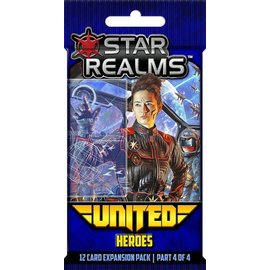Star Realms: United - Heroes Booster