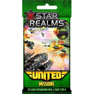 Star Realms: United - Missions Booster