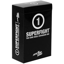 SUPERFIGHT! Core Expansion 1