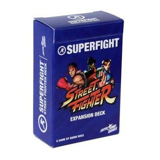 SUPERFIGHT!: Street Fighter