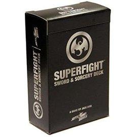 SUPERFIGHT!: Sword & Sorcery Deck