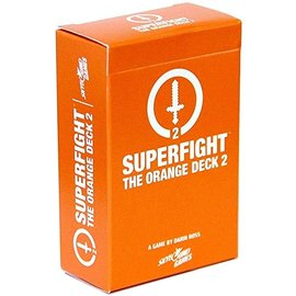 SUPERFIGHT!: The Orange Deck 2
