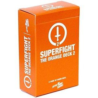 SUPERFIGHT!: The Orange Deck 2