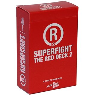 SUPERFIGHT!: The Red Deck 2