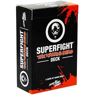 SUPERFIGHT!: The Walking Dead