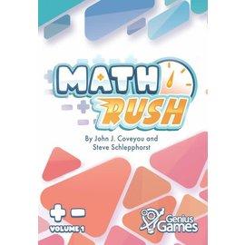 Genius Games Math Rush