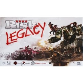 Wizards of the Coast Risk Legacy