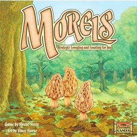 Two Lanterns Games Morels: Strategic Foraging and Feasting for Two