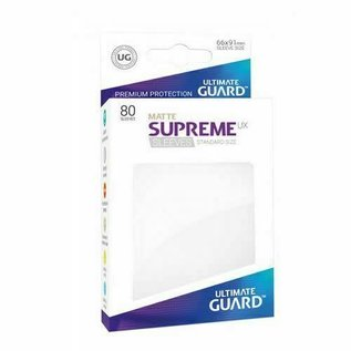 Supreme UX Standard Sleeves - White