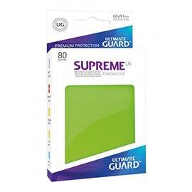 Supreme UX Standard Sleeves - Green
