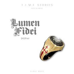 T.I.M.E Stories: Lumen Fidei