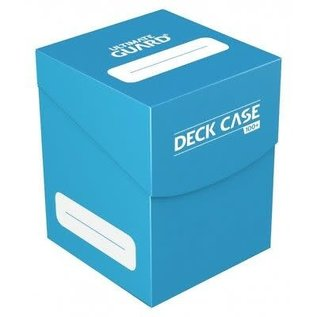 UG DECK CASE STANDARD 100+ Blue