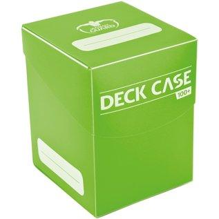 UG DECK CASE STANDARD 100+ Light Green