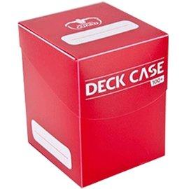 UG DECK CASE STANDARD 100+ Red