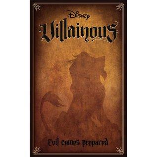 Disney Villainous: Evil Comes Prepared