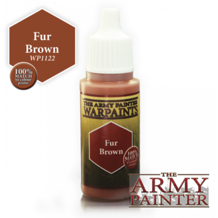 Warpaints Fur Brown