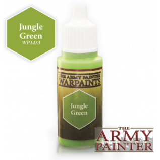 Warpaints Jungle Green