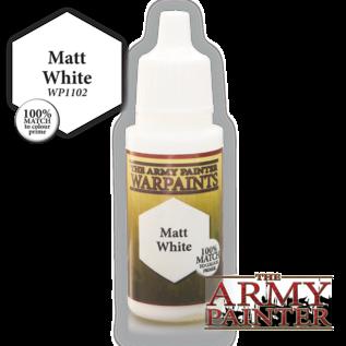 Warpaints Matt White