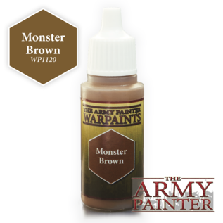 Warpaints Monster Brown