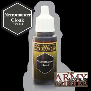 Warpaints Necromancer Cloak