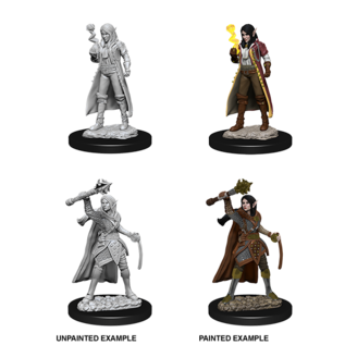 D&D Nolzurs Marvelous Unpainted Miniatures: Wave 10: Female Elf Cleric