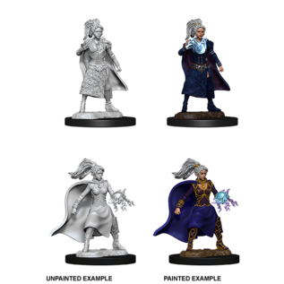 D&D Nolzurs Marvelous Unpainted Miniatures: Wave 10: Female Human Sorcerer
