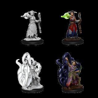 D&D Nolzurs Marvelous Unpainted Miniatures: Wave 10: Female Human Warlock
