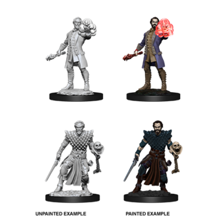 D&D Nolzurs Marvelous Unpainted Miniatures: Wave 10: Male Human Warlock