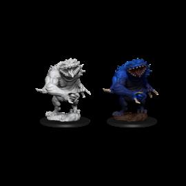 D&D Nolzurs Marvelous Unpainted Miniatures: Wave 11: Blue Slaad