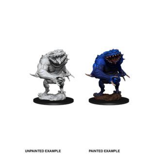D&D Nolzurs Marvelous Unpainted Miniatures: Wave 11: Blue Slaad