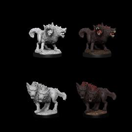D&D Nolzurs Marvelous Unpainted Miniatures: Wave 11: Death Dog