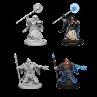 D&D Nolzurs Marvelous Unpainted Miniatures: Wave 1: Dwarf Male Wizard