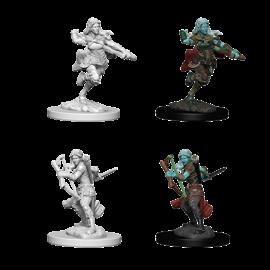 D&D Nolzurs Marvelous Unpainted Miniatures: Wave 4: Air Genasi Female Rogue