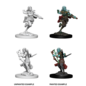 D&D Nolzurs Marvelous Unpainted Miniatures: Wave 4: Air Genasi Female Rogue