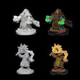 D&D Nolzurs Marvelous Unpainted Miniatures: Wave 4: Dwarf Female Cleric