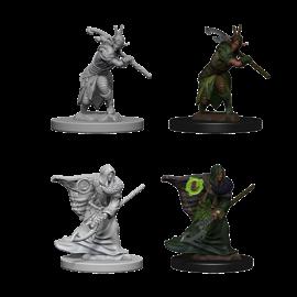 D&D Nolzurs Marvelous Unpainted Miniatures: Wave 4: Elf Male Druid