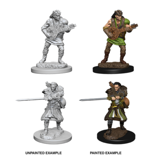 D&D Nolzurs Marvelous Unpainted Miniatures: Wave 4: Human Male Bard