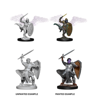 D&D Nolzurs Marvelous Unpainted Miniatures: Wave 5: Aasimar Male Paladin