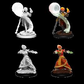 D&D Nolzurs Marvelous Unpainted Miniatures: Wave 5: Fire Genasi Female Wizard